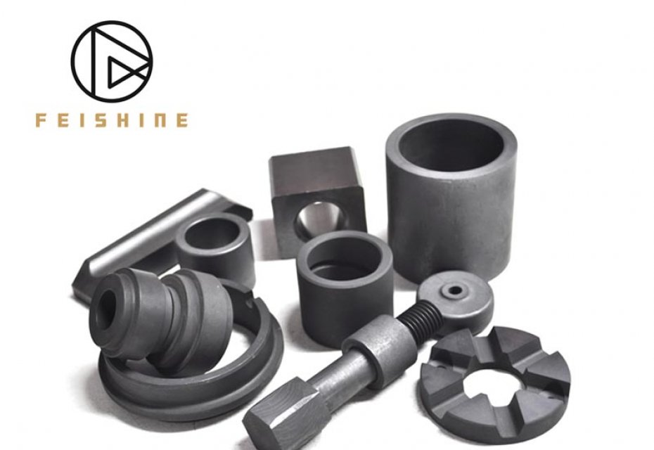 Main application areas of graphite products