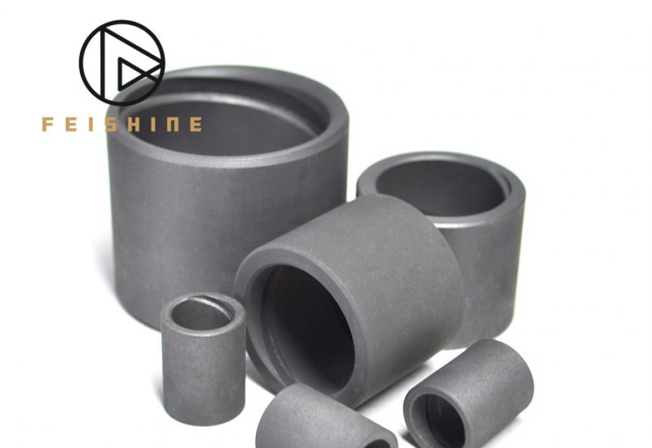 Application of high-purity graphite sleeve
