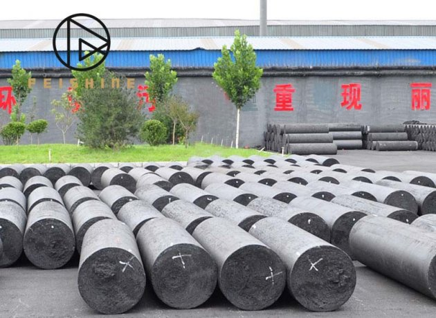 Manufacturer Of Conductivity Graphite Electrode